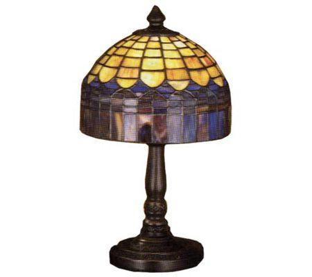 meyda tiffany style candice mini lamp page 1. Black Bedroom Furniture Sets. Home Design Ideas