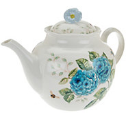 Lenox Limited Edition Butterfly Meadow Teapot - H166690
