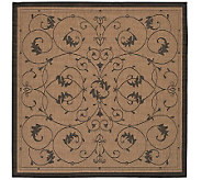 Couristan Recife Veranda Indoor/Outdoor 76 Square Rug - H175090