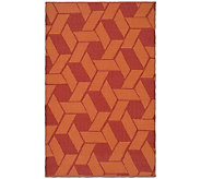 Thom Filicia 5 x 8 Danforth Recycled PlasticOutdoor Rug - H186490