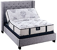 Serta Perfect Sleeper Elite Lovable Plush SK Mattress Set - H206490