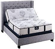 Serta Perfect Sleeper Elite Lovable Plush SK Mattress Set - H206490