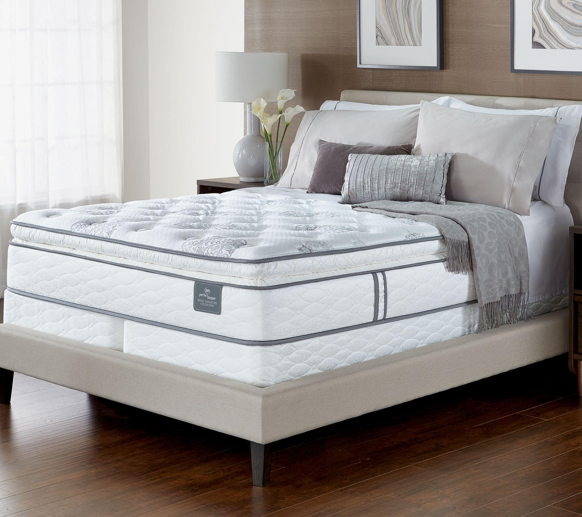 Serta Hotel Perfect Sleeper Reserve Suite Super Pillowtop
