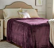Berkshire Blanket Queen Velvet Soft Supreme Blanket - H212290