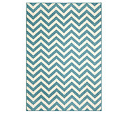 Momeni Baja Chevron 6 7 x 9 6 Indoor/Outdoor Rug - H286190