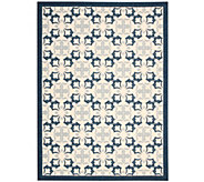 Enhance Geometric 8 x 10 Rug by Nourison - H286290