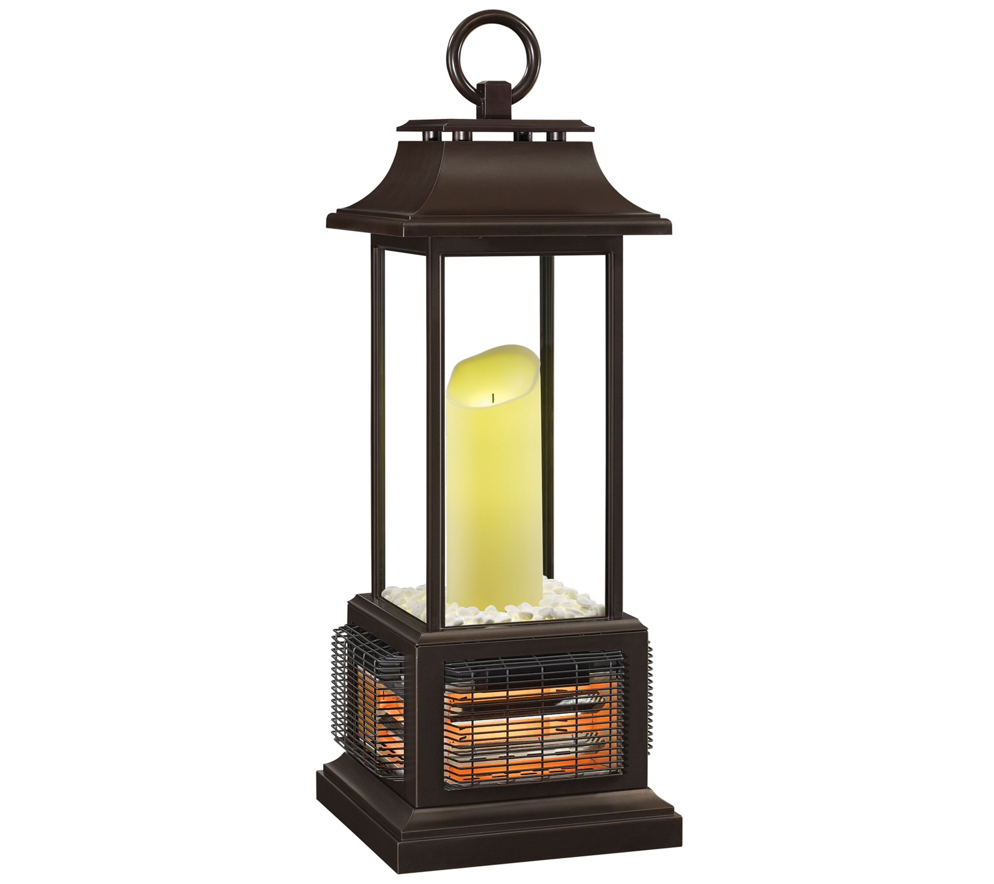 Duraflame Flameless Candle Infrared Outdoor Heater Lantern - Page ...