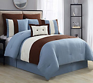 VCNY Home Karmine 8-Piece Queen Comforter Set - H290790