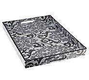 Scroll Design Serving Tray by Valerie - H202091