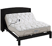 Sleep Number QSeries 6.1 Queen Bed Set w/ADAT & ADJ Base - H205891