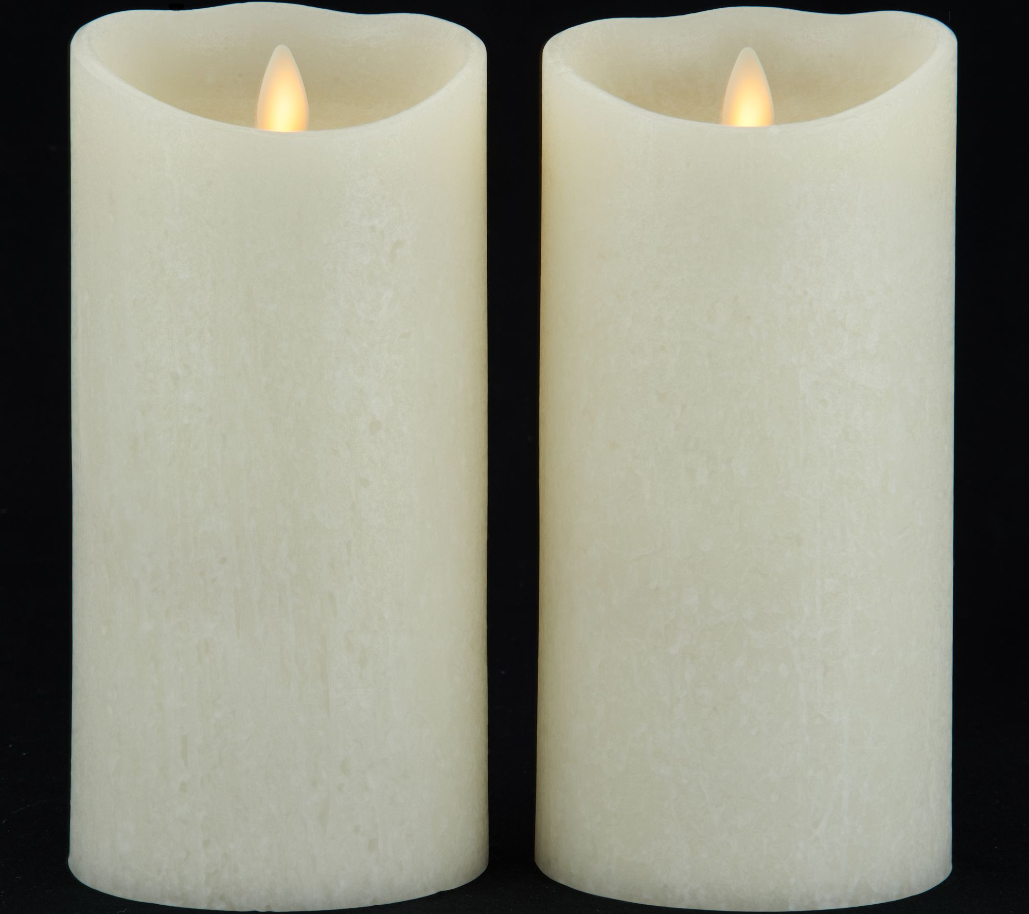 Bethlehem lights window candles with timer - Bethlehem Lights Touch Candle Set Of 2 7 Candles In Gift Boxes Page 1 Qvc Com