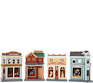 Hallmark Keepsake S/4 The Korners Collection Ornaments - H212191