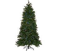 Santas Best 6.5 Green 137 Function LED Smart Tree - H212891
