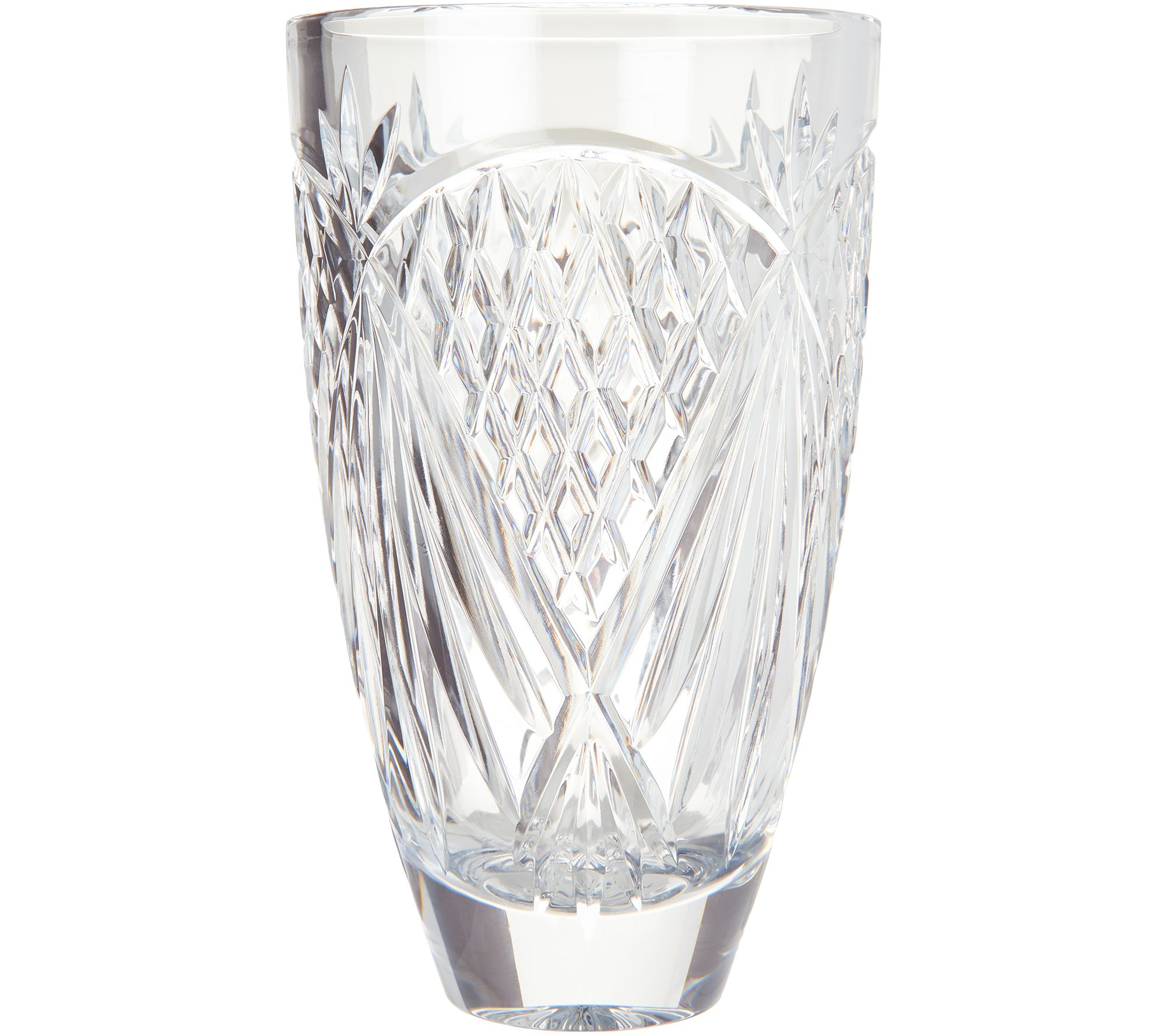Vases decorative accents for the home qvc waterford crystal 85 omara vase h213891 reviewsmspy