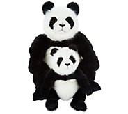 Charlie Bears Collectible Fenella & Faith Set of 2 Plush Bears - H214991