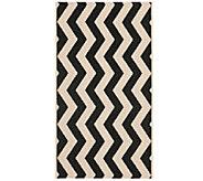 Safavieh 4 x 57 Vertical Zigzag Indoor/Outdoor Rug - H283091