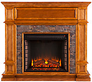 Hunter Electric Media Fireplace - H287391