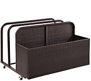 Palm Harbor Outdoor Wicker Float Caddy - H288591