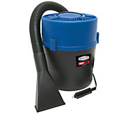 RoadPro(R) Portable 1 Gallon Wet/Dry Vac - 12Volt - H70191