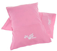 MyPillow Set of 2 Roll & Go Travel Pillows - H213492