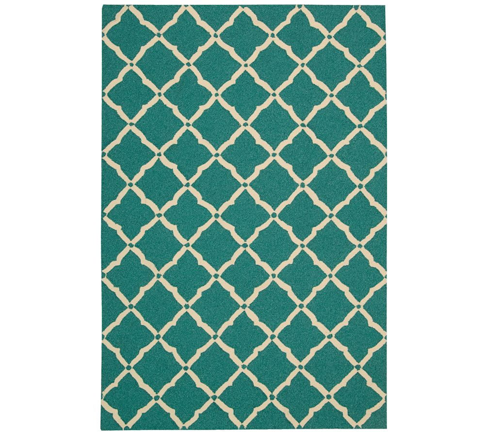 "Portico 5' x 7'6"" Rug by Nourison - H286292"
