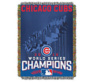 SHIPS 11/15 MLB 2016 World Series Champs Chicago Cubs - H290492