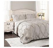 Avon 3-Piece King Comforter Set by Lush Decor - H290592