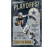NFL Vintage Wall Art - H291792
