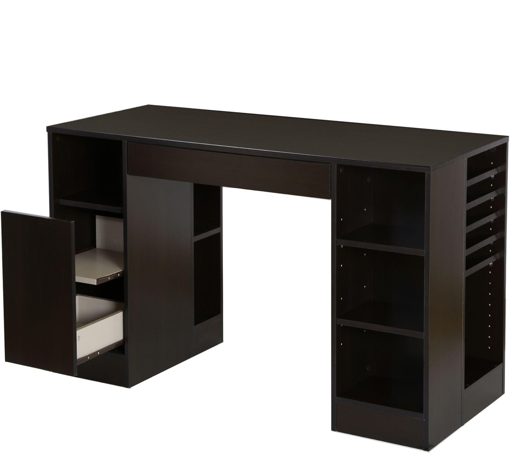 south shore crea craft table page 1. Black Bedroom Furniture Sets. Home Design Ideas