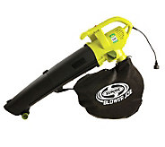 Sun Joe Blower Joe Electric Blower, Vacuum, and Leaf Shredder - H361592