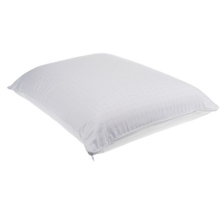 PedicSolutions Jumbo Size Ventilated Memory Foam Pillow