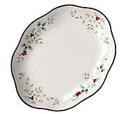 Pfaltzgraff Winterberry Oval Platter - H184393
