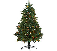 Hallmark 5 Heritage Mixed Tip Tree with Quick Set Technology - H208793