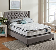 Serta Idolize Pillowtop Queen Mattress Set - H208893