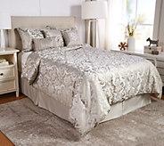 Amadeus Florence 6-Piece Twin Jacquard Comforter Set - H211193