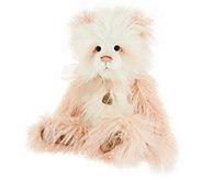 Charlie Bears Collectible Karen 22 Long Haired Plush Bear - H214993