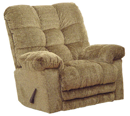 Catnapper magnum sage chaise rocker recliner for Catnapper reclining chaise