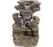 Design Toscano Devils Thumb Falls Garden Fountain - H293793
