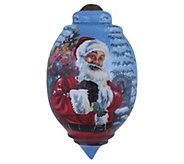 5-1/2 Santas Magic Bag Ornament by NeQwa - H296593