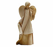 Enesco Foundations November Monthly Angel by Karen Hahn - H177994
