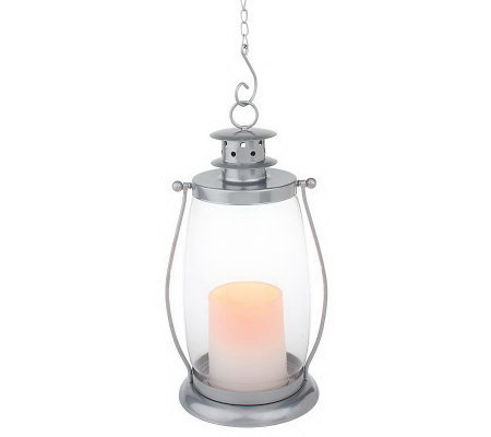 Home Reflections Indoor Outdoor Flameless Candle Lantern