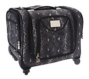 As Is Weekender Bag with Snap-In Toiletry Case by Lori Greiner - H203194