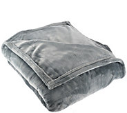 Sunbeam Velvet Plush Twin Heated Blanket - H203294