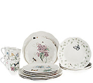 Lenox Butterfly Meadow 16-piece Dinnerware Set - H204394