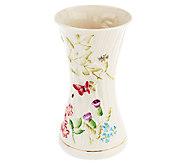 Belleek Floral Springtime 8 Vase - H204594