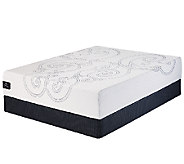 Serta Perfect Sleeper Elite Youthful Gel Memory Foam Queen Set - H206494