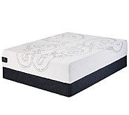 Serta Perfect Sleeper Elite Youthful Gel Memory Foam Queen Set - H206494