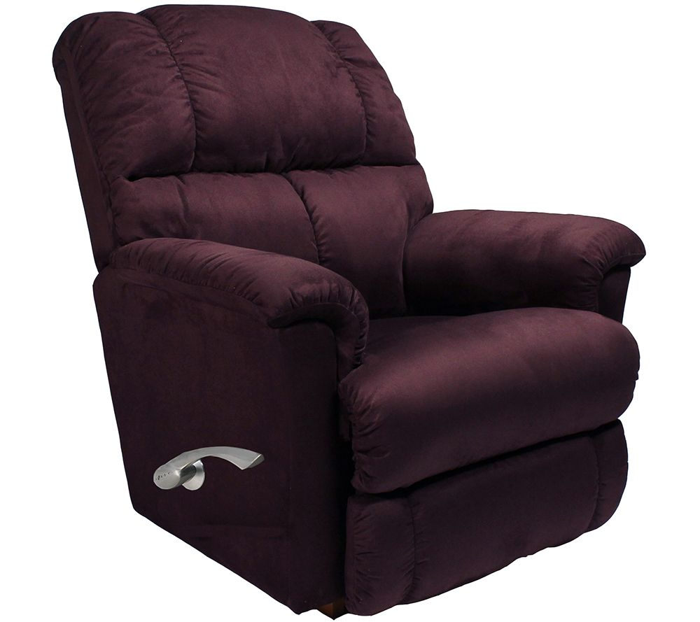 La-Z-Boy Classic Rocker Recliner w/Memory Foam & Arc Handle