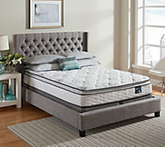 Serta Idolize Pillowtop Split Queen Mattress Set - H208894