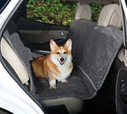 Sure Fit Travel Non-Slip Auto Interior Pet Protector - H211694